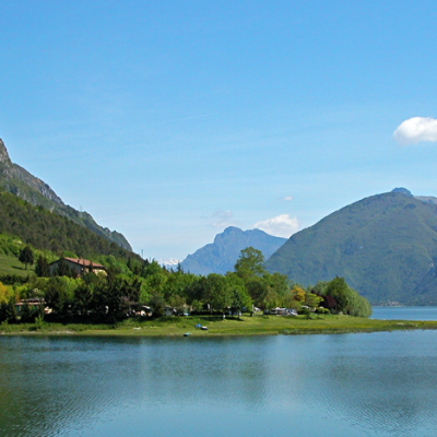 Lago d'Idro - Idromeer
