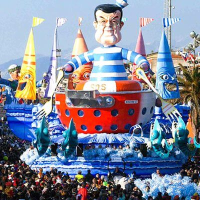 Carnaval in andere Italiaanse steden