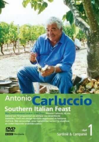 Italiaanse chefkok Antonio Carluccio overleden