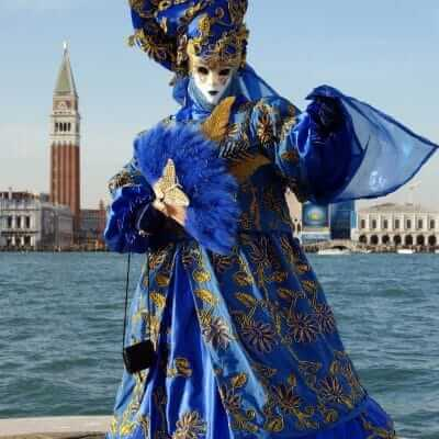 Carnaval in Italie vieren