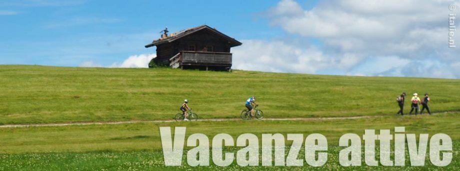Actieve vakantie in Italie © Claudia Zanin