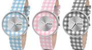 Lambretta horloge Vichy limited edition