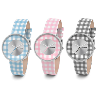 Lambretta horloge Vichy limited edition - Uitverkoop