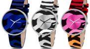 Lambretta horloge Zebra limited edition