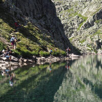 Trentino-Alto Adige - Fotoverslag Cinque Laghi van Claudia Zanin