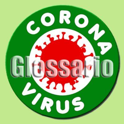 Coronavirus woordenlijst