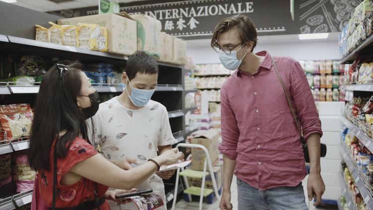 De Wereld van de Chinezen - aflevering Italië © VPRO