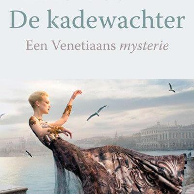 Boekentip: De Kadewachter - Eric Bos