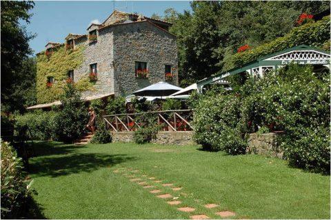 Agriturismo bij Rome, Lago di Bolsena