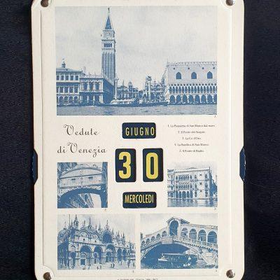 Eeuwig durende kalender Venetië