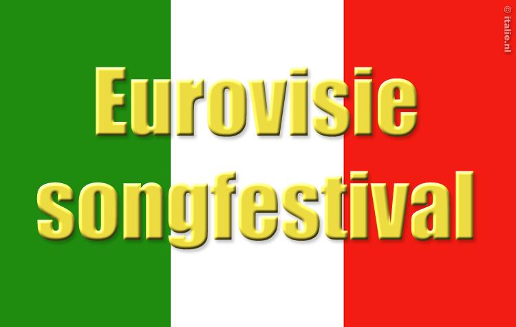 alles over het Eurovisie Songfestival in Italië