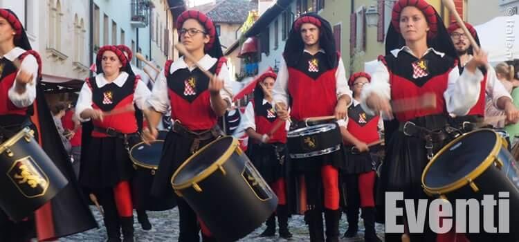 Evenementen in Italie