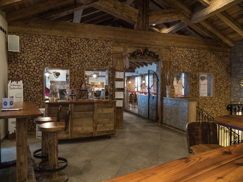 Meritz Restaurant Paganella Ski