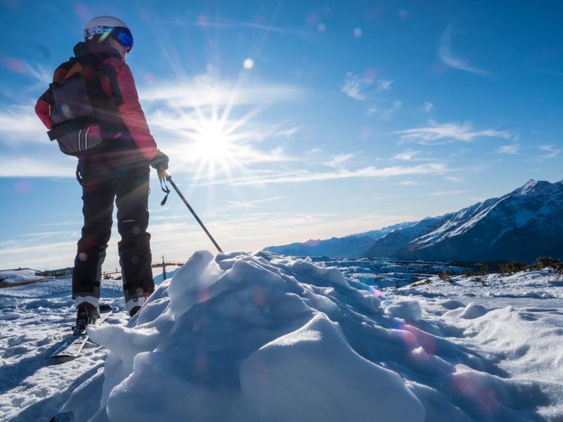 Wintersport Paganella Ski