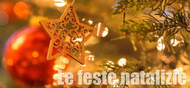 Kerst, Oud en Nieuw in Italie