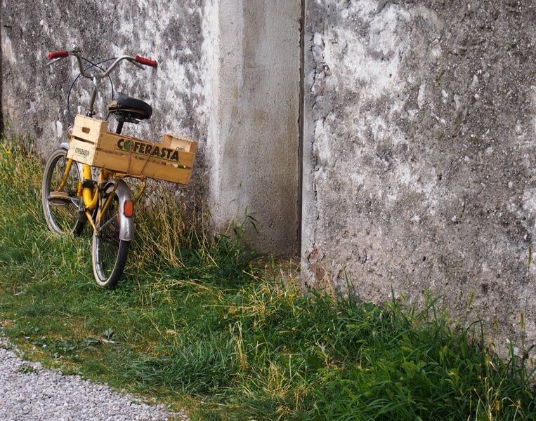 Fietsen in Italie © Claudia Zanin