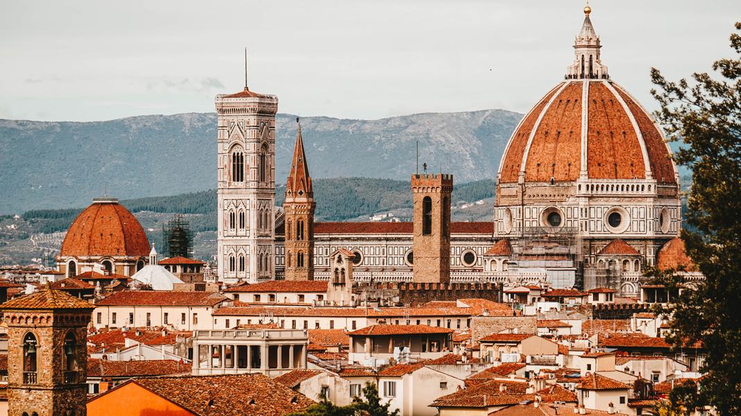 virtuele stedentrip naar Firenze