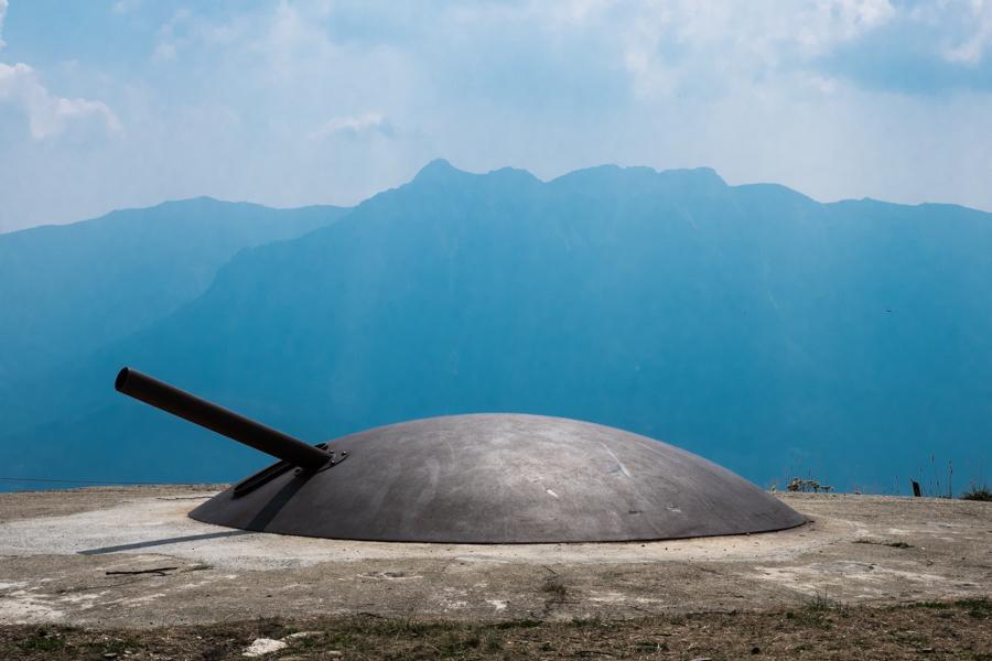 Forte Busa Grande, Valsugana