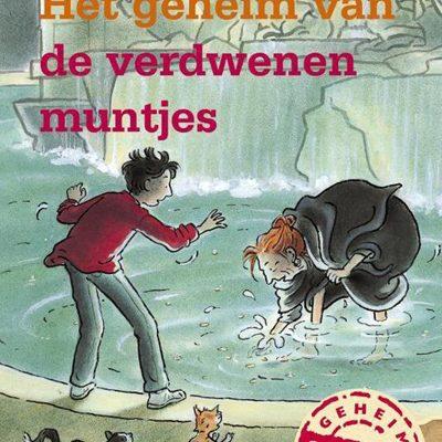 Het geheim van de verdwenen muntjes - Rindert Kromhout - Uitverkoop
