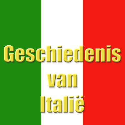 De geschiedenis van Italië