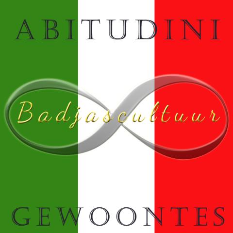Italiaanse gewoonte: badjas