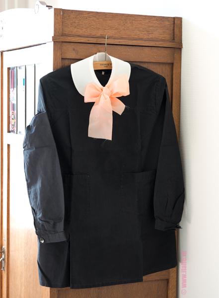 Grembiule, Italiaanse schooluniform © Claudia Zanin