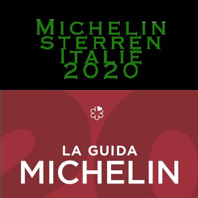 Michelinsterren Italië bekend voor Michelingids 2020