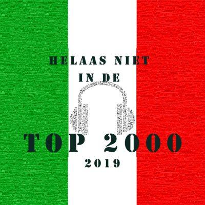 Italiaanse artiesten die niet in de Top2000 van 2019 staan