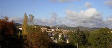 Het Italiaanse Dorp Ollolai in Sardegna