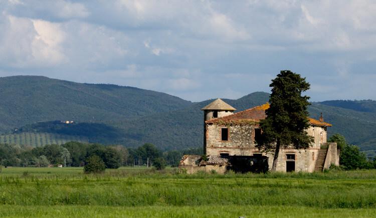Opknappertje als Tweede huis in  Italie © Claudia Zanin