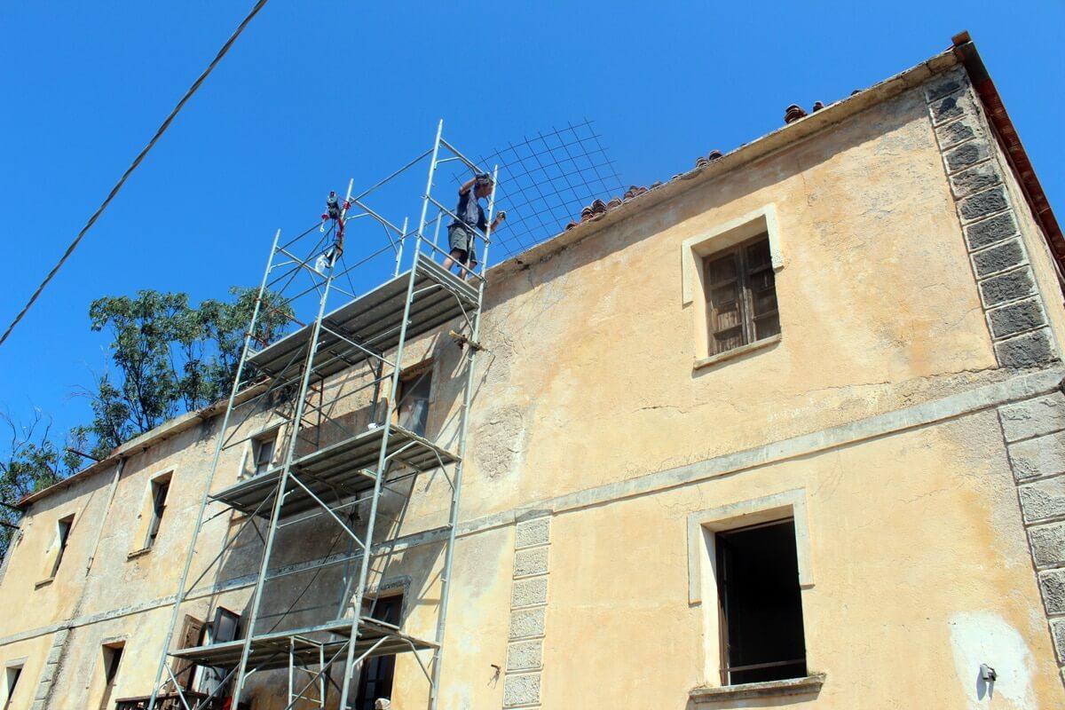 Huis verbouwen Italie