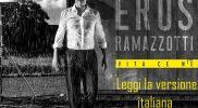 In gesprek met Eros Ramazzotti (Italiaans)