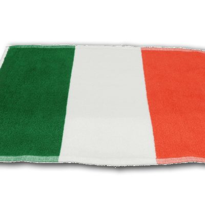 Italiaans tricolore handdoekje - uitverkoop