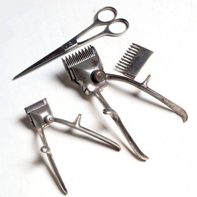 Naar de kapper in Italie
