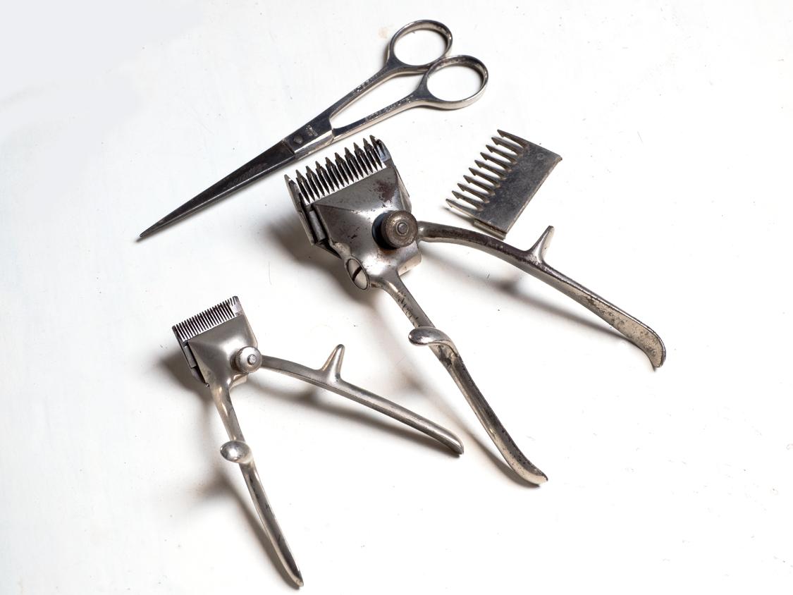 Naar de Italiaanse kapper