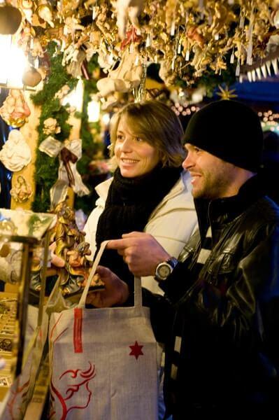 Kerstmarkt Bolzano © APT Bolzano
