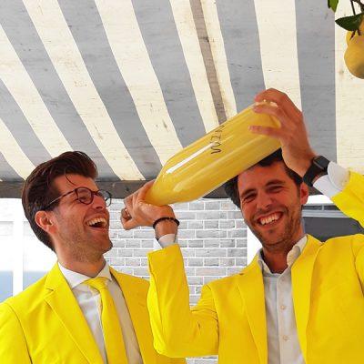 Twee broers, één Limoncello
