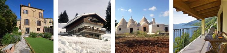 La Dolce Casa - tweede huis in Italië