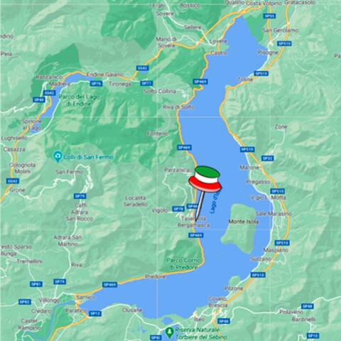 Tavernola bergamasca Lago d'Iseo