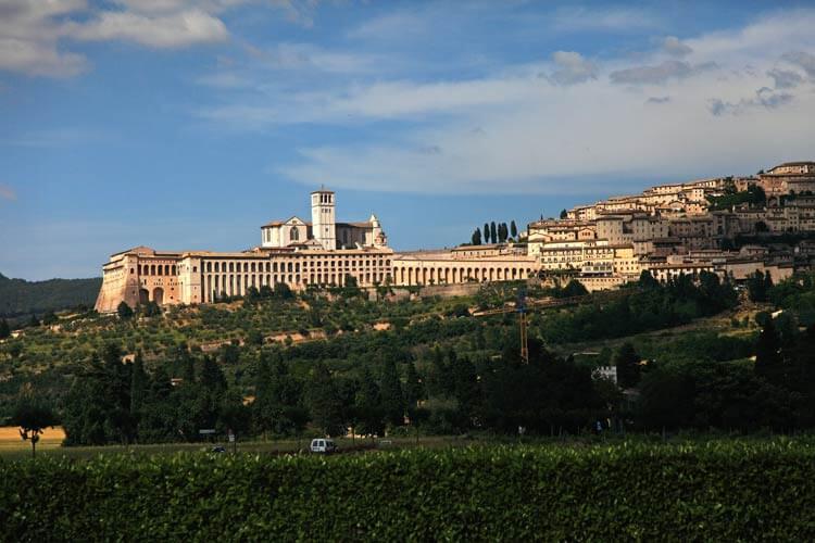 Assisi, mooie dagtrip vanuit het Trasimeno meer