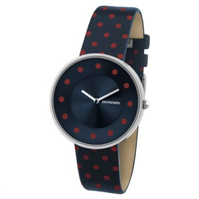 Lambretta horloge Dots Blue limited edition