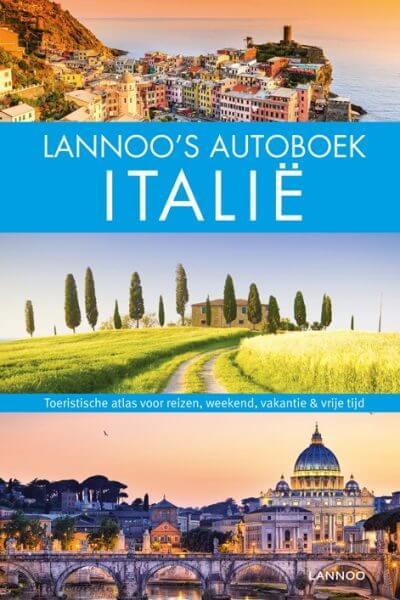 Boekentip: Lannoo's autoboek Italië