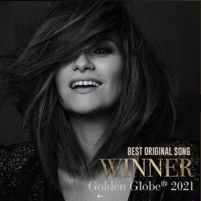 Laura Pausini wint Golden Globe voor 'Io sì'
