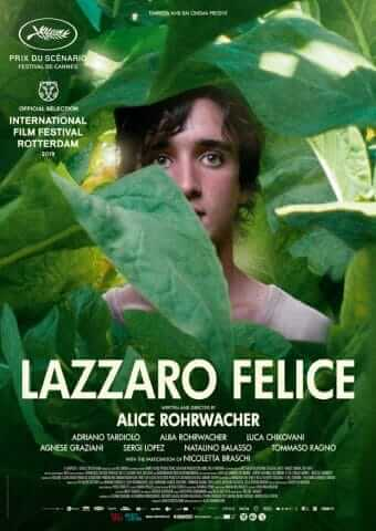 Lazzaro Felice Filmposter Alba Rohwacher