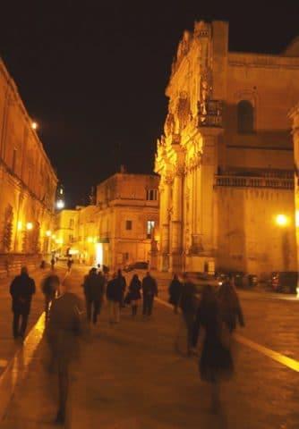Lecce in Puglia © Claudia Zanin