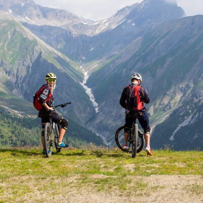 Mountainbiken in Livigno