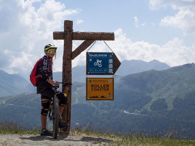 livigno mountainbike trails voor iedereen © Claudia Zanin