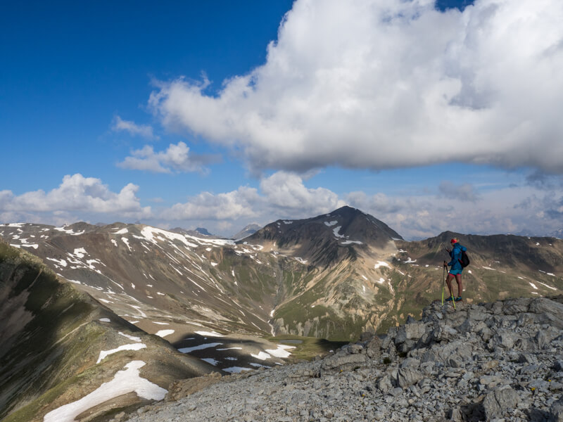 Bergwandelen in Livigno
