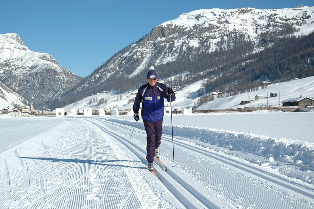 Livigno langlaufen © APT Livigno