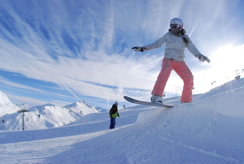 Livigno snowboardschool